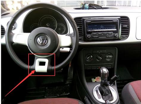 volkswagen beetle modified interior volkswagen beetle beetle interior steering wheel