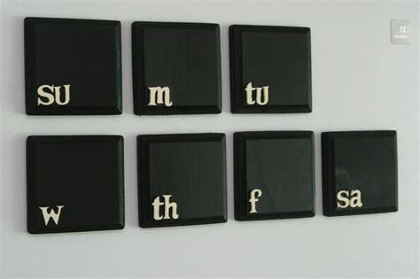 chalkboard paint is it magnetic chalkboard weekly calendar fridge magnet set gadgetsin