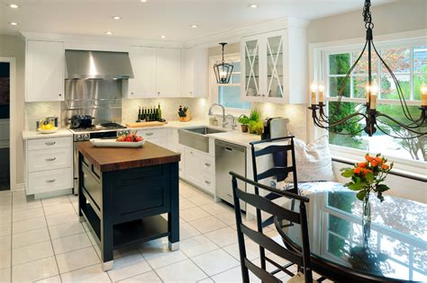 Small Kitchen Chandelier Small Kitchen Layouts Kitchen Traditional With Bay Window