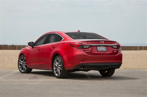 2016 mazda6 gt test review motor trend