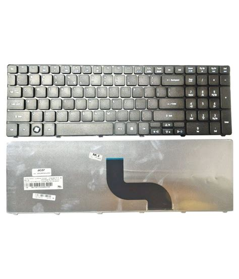 Service Keyboard Acer acer aspire 7535g keyboard buy acer aspire 7535g keyboard at low price in india snapdeal