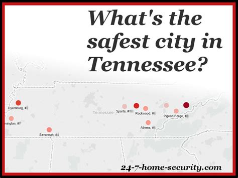 10 safest cities in tennessee 2016 24 7 home security