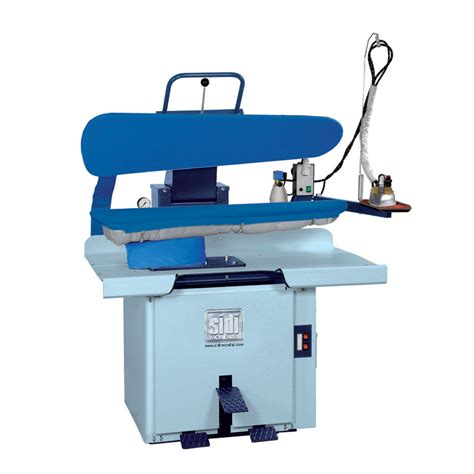 Laundry Presser by Sidi Pressing Equipment Lead Laundry And Cleaning