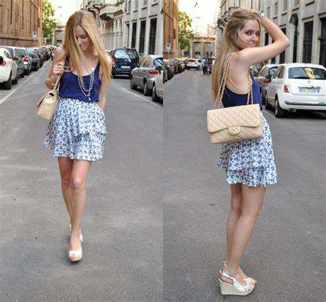 chiara ferragni zara chiara ferragni zara skirt chanel bag summer skirt