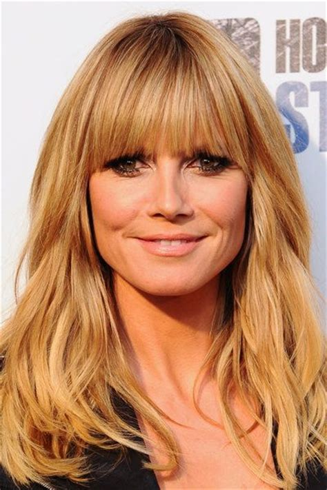 hairstyle that makes face fuller 17 best images about heidi hair on pinterest medium