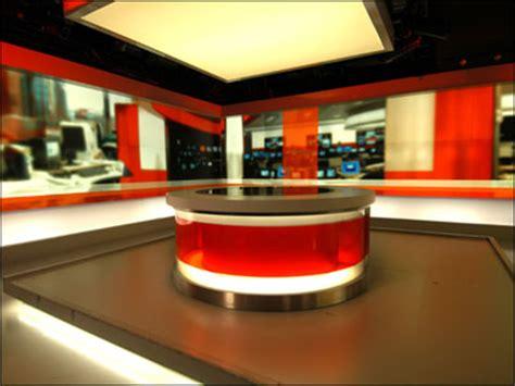 news studio desk newsroom background with desk quotes