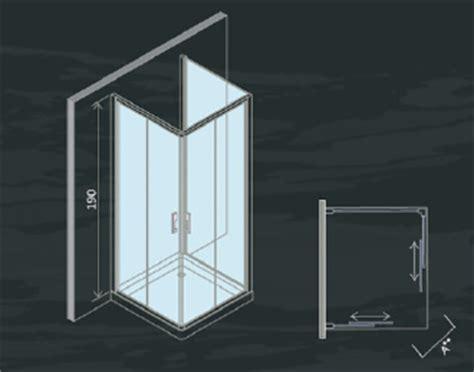 box doccia tre lati 70x90 box doccia da centro stanza ad u cristallo 6 mm vendita