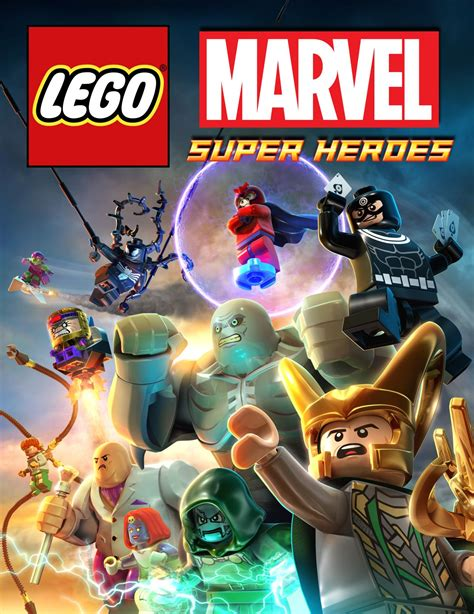 Ps4 Lego Marvel Superheroes 2 lego marvel heroes screenshots show the
