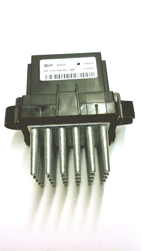 blower resistor module 68029736aa chrysler module hvac blower motor module module resistor mopar