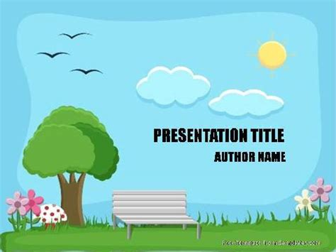 nature powerpoint templates archives demplates