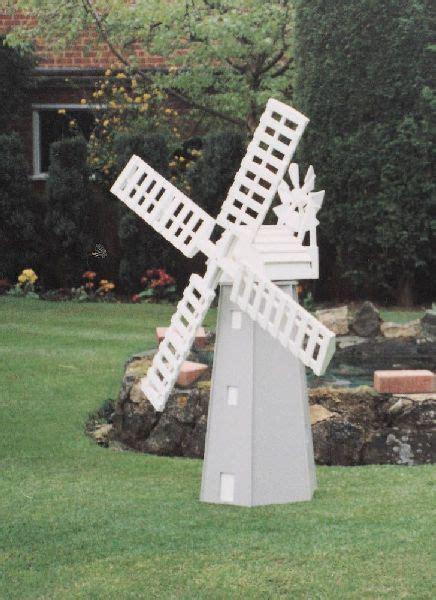 working garden windmill model plan hobbies  model