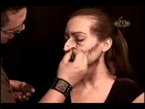 How To Make A Witch Nose Out Of Paper - witch nose chin special effects kit tutorial cisc