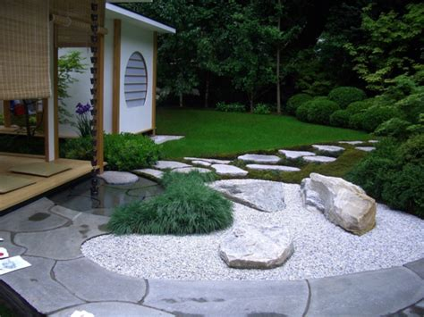 steingarten modern moderner steingarten holen sie die japanische kultur zu
