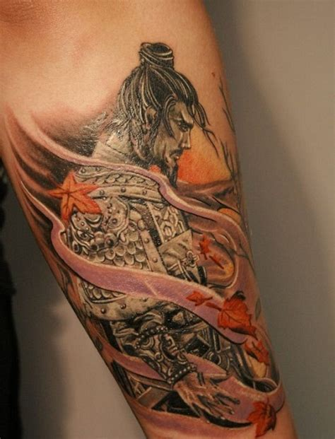 100 brave samurai tattoo designs and meanings 2017