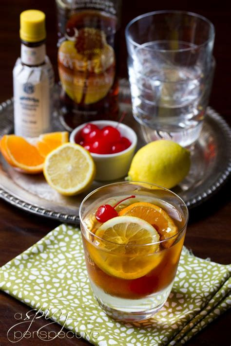 quot pioneer spirit quot old fashioned cocktail recipe dishmaps