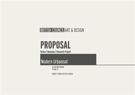 graphic design research proposal venice takeaway bienale modern urbanism julian
