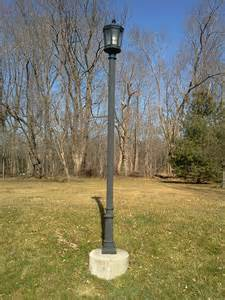 image gallery light pole