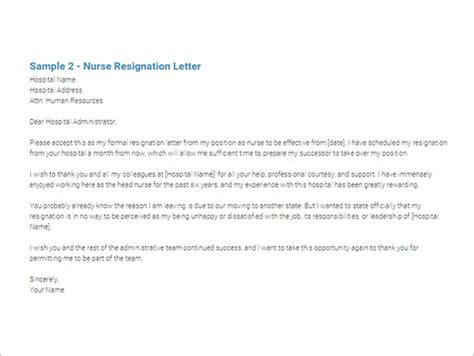 7 immediate resignation letter templates free sle