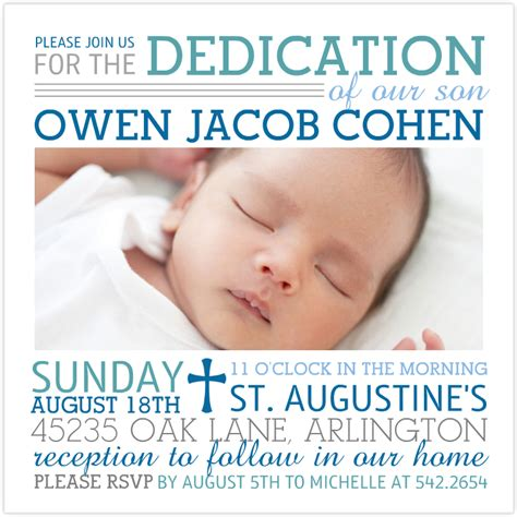Baby Dedication Invitation Templates Hnc Baby Dedication Card Template