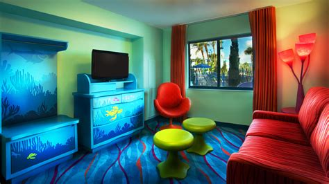 Of Animation Rooms by Disney S Of Animation Resort