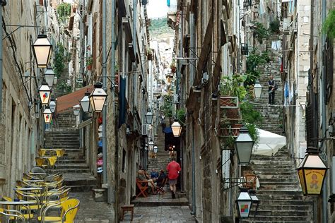 Interesting Wall Clocks by Quot A Collage Of The Streets Of Dubrovnik Croatia Quot By Arie