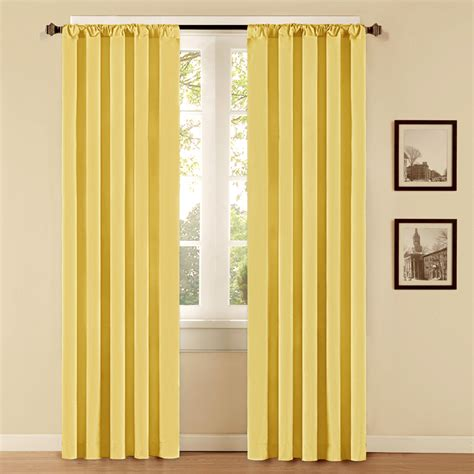 yellow drapery panels yellow curtain panels waverly pom pom play spa flower