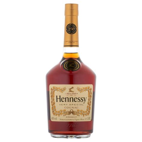 hennessy special cognac 1l