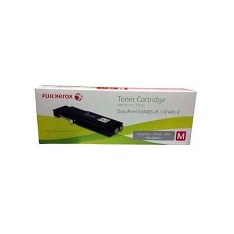 harga toner printer laser fuji xerox harga jual toner cartridge fuji xerox docuprint cm405df