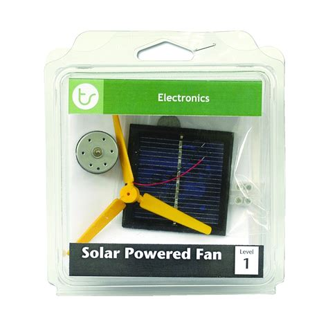how to a solar fan solar powered cooling fan 4v air vent cooler electronics