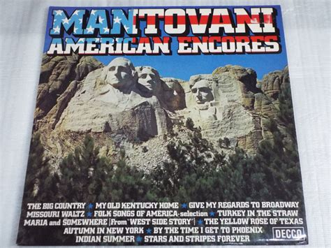 mantovani encores mantovani american encores records lps vinyl and cds