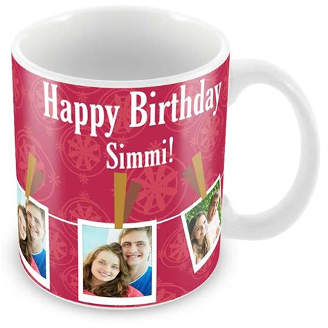 mug design happy birthday sister mugs birthday gifts for sister personalized