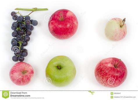 imagenes de uvas y manzanas uvas y manzanas foto de archivo imagen 59509647