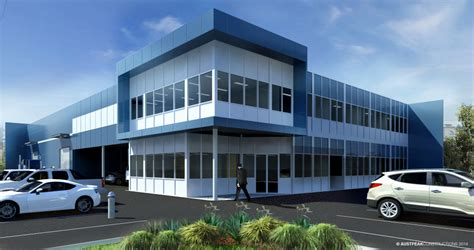 warehouse construction companies perth feasibility study