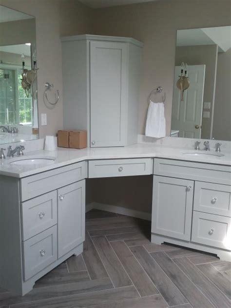 gray wood tile bathroom the world s catalog of ideas