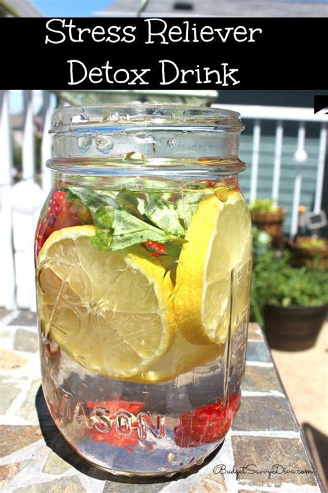 24 Detox Drink by 24 Best Healthy Recipes Images On Clean