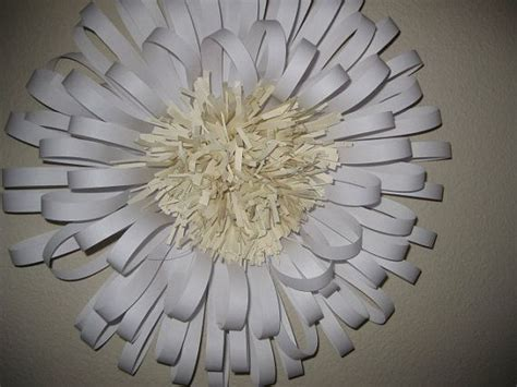 Do It Yourself Paper Crafts - diy origami paper flower large paper flower