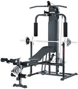 kettler classic banc de musculation tool fitness
