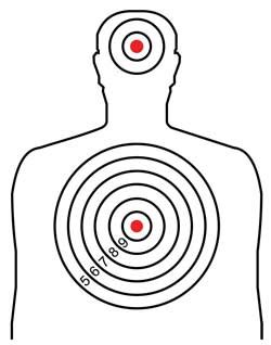 a3 printable shooting targets free targets from firearms net au