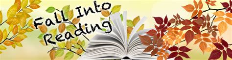 Summer Reader Evanced Style Templates All Seasons Fall Into A Book Template