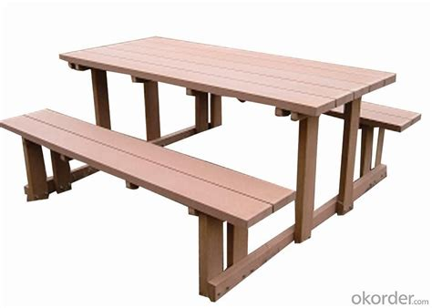 buy wood plastic composite outdoor table cmax s008 price