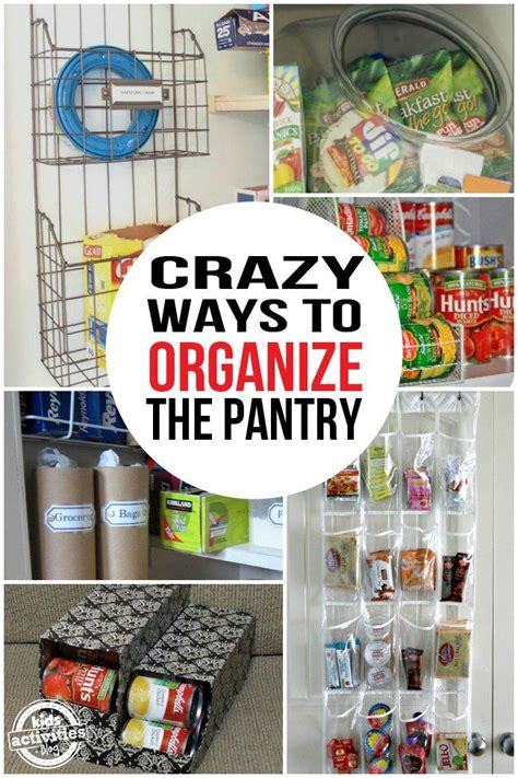 Best Way To Organize Kitchen Pantry by 10 Unconventional Ways To Organize Your Pantry Pantry