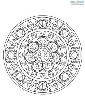 colors for relaxation lovetoknow adult coloring pages for stress relief stress relief