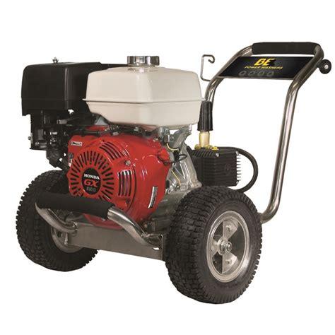 pe 4013hwpscomz gas powered pressure washer honda