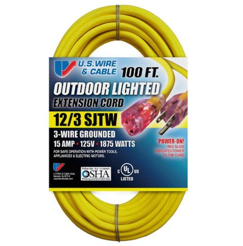 extension cord size ask the builderask the builder