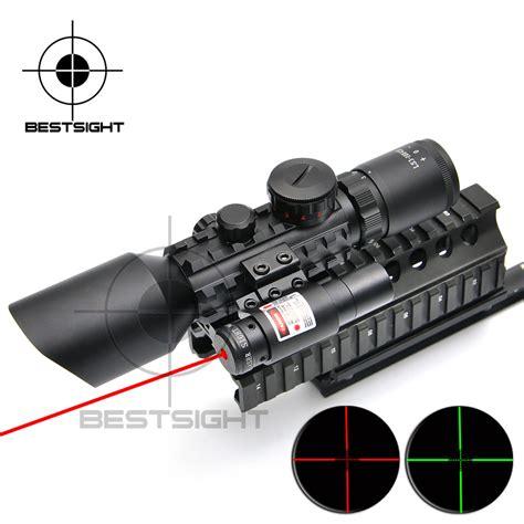 Teropong M9 3 10x42 Refile Scope new 3 10x42 e m9 c mil dot shooting riflescope laser scope riflescope for