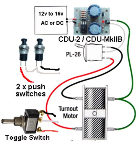 wiring capacitor discharge unit overview