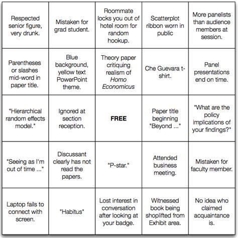 an asa bingo retrospective