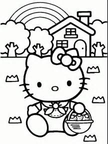 hello pictures to color free coloring pages hello easter coloring pages