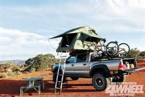 Diy Hard Floor Camper Trailer Plans a guide to vehicle attached tents amp trailers 4 wheel
