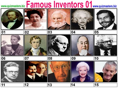famous scientists and their inventions chemistry notes famous inventors